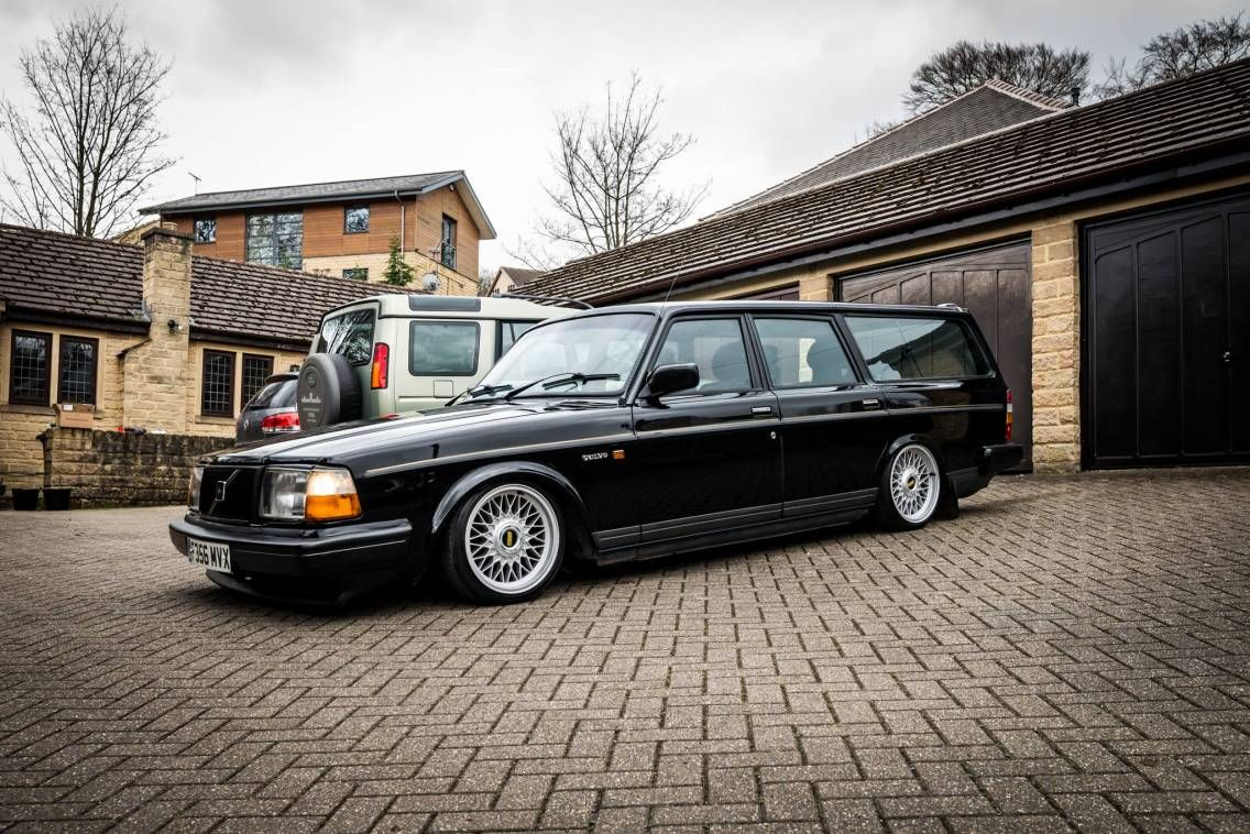 I think this is what you call 'slammed' #volvo | Slammed ...