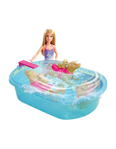 Barbie Swimmin Pup Pool | Hudson's Bay