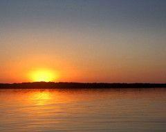 Shell Key Sunset