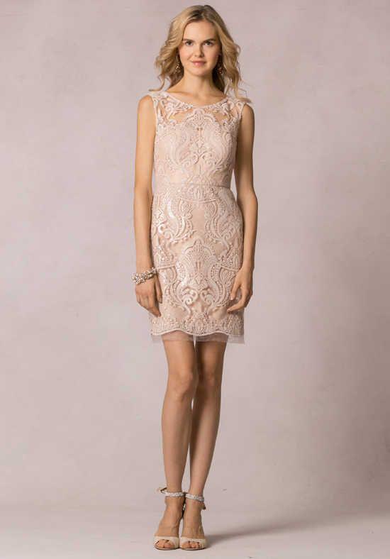 Jenny Yoo Collection Maids Harper Bateau Bridesmaid Dress