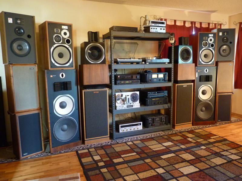 New Technology 70s Speaker