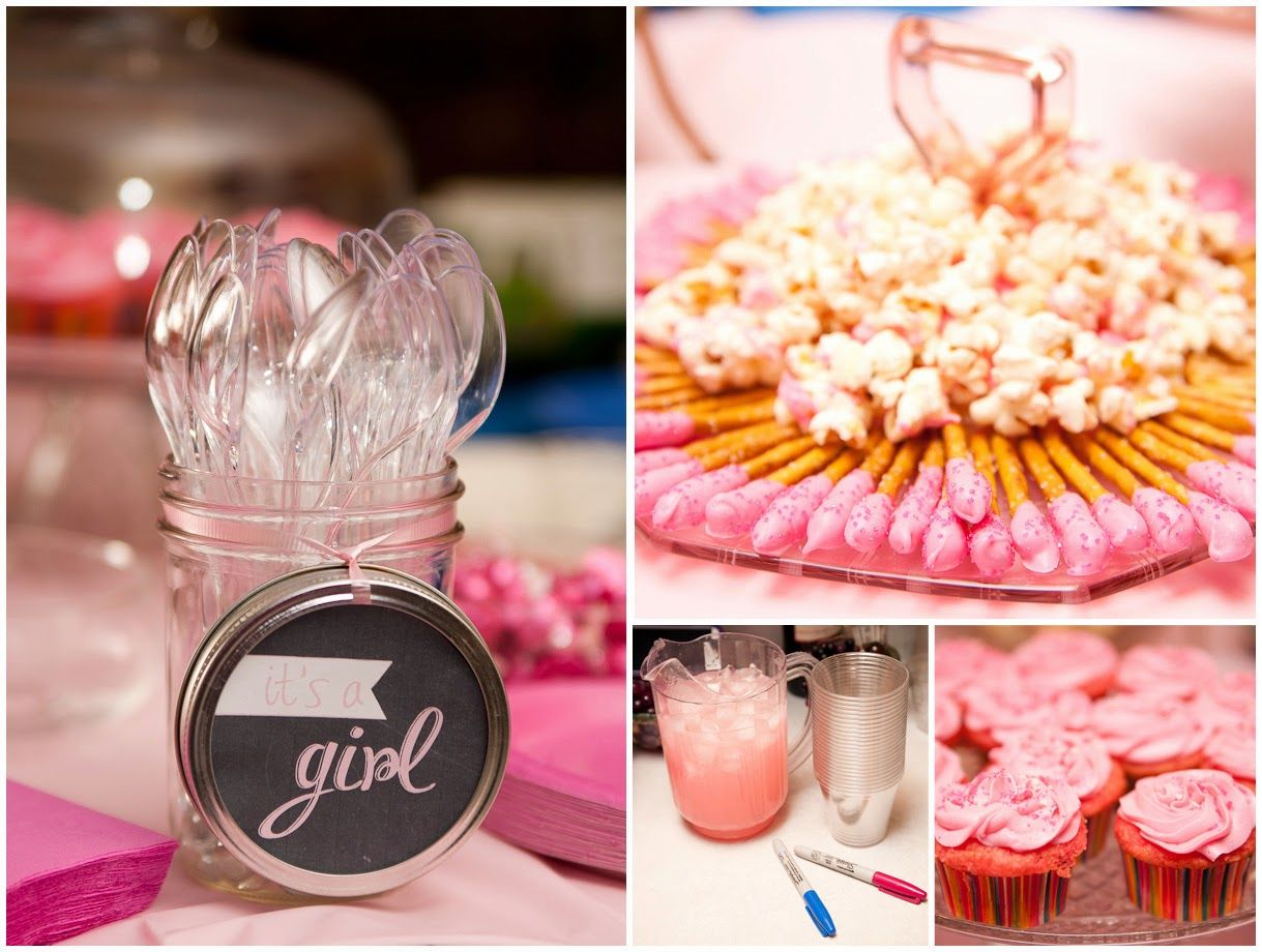 12 Gender Reveal Party Food Ideas Will Make It More Festive | Gender ...