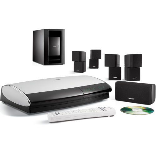 BOSE (R) 5.1 Lifestyle 38 Series III DVD Home Entertainment System ( Black ).    Buy New:$2,999.99  Deal by: TvandVideoShop.com