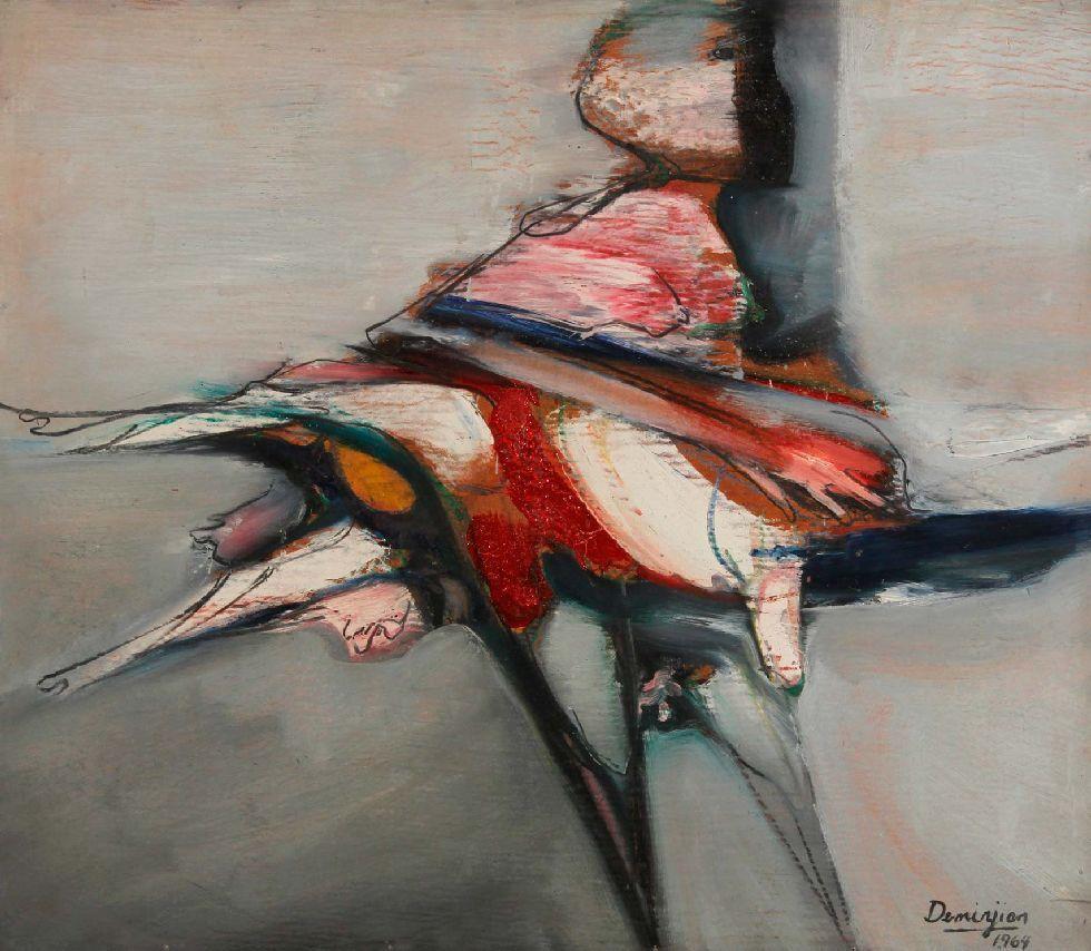 Arte Argentino: Demirjian   Arte, Artistas, Imagenes de escuelas