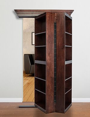 Murphy Door | Creative Doorway Solutions Secret Door Bookshelf, Sliding Door  Bookcase, Bookshelf Closet