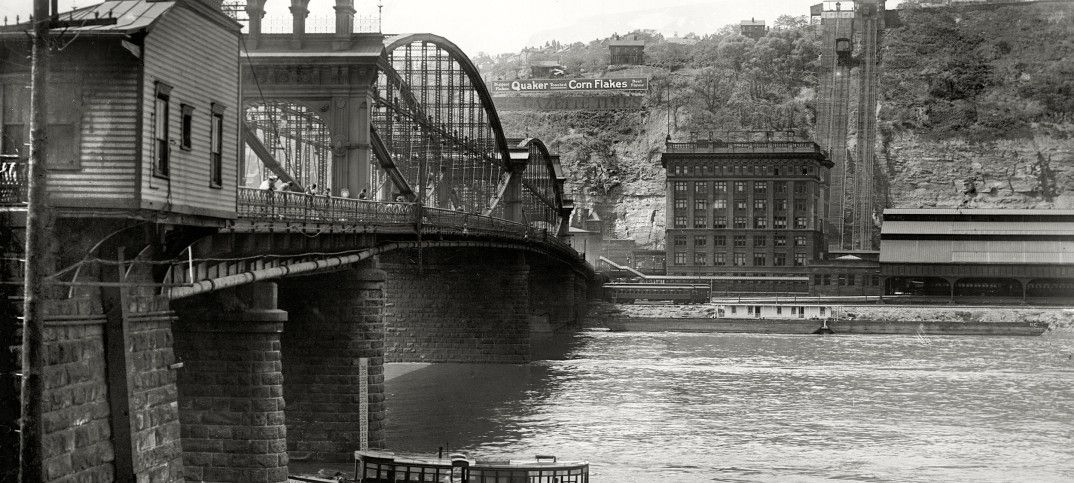 What Did Pittsburgh Look Like in 1908 (With images