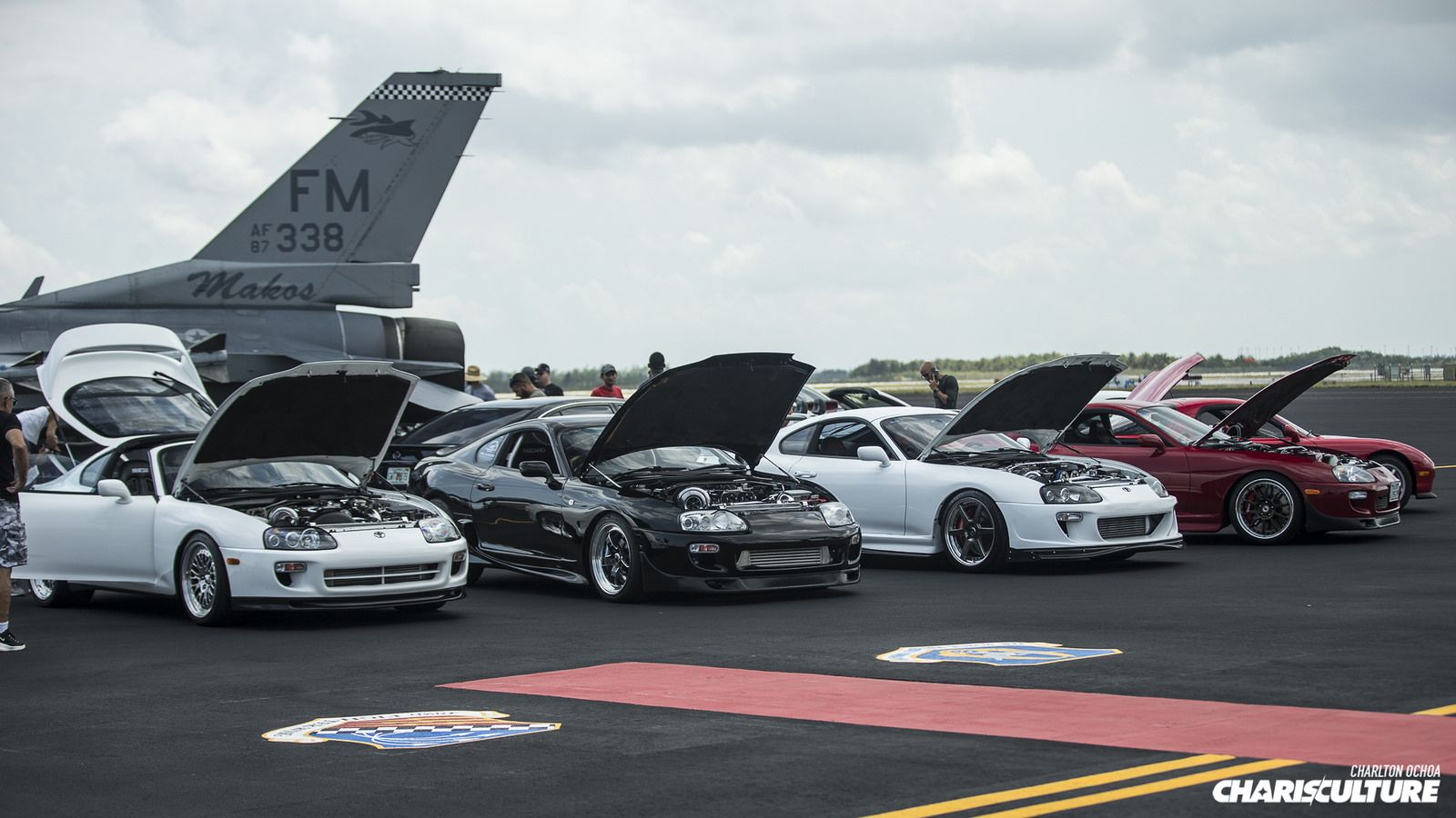 Rides N Smiles Airforce 1032 Toyota Supra Jdm And Toyota