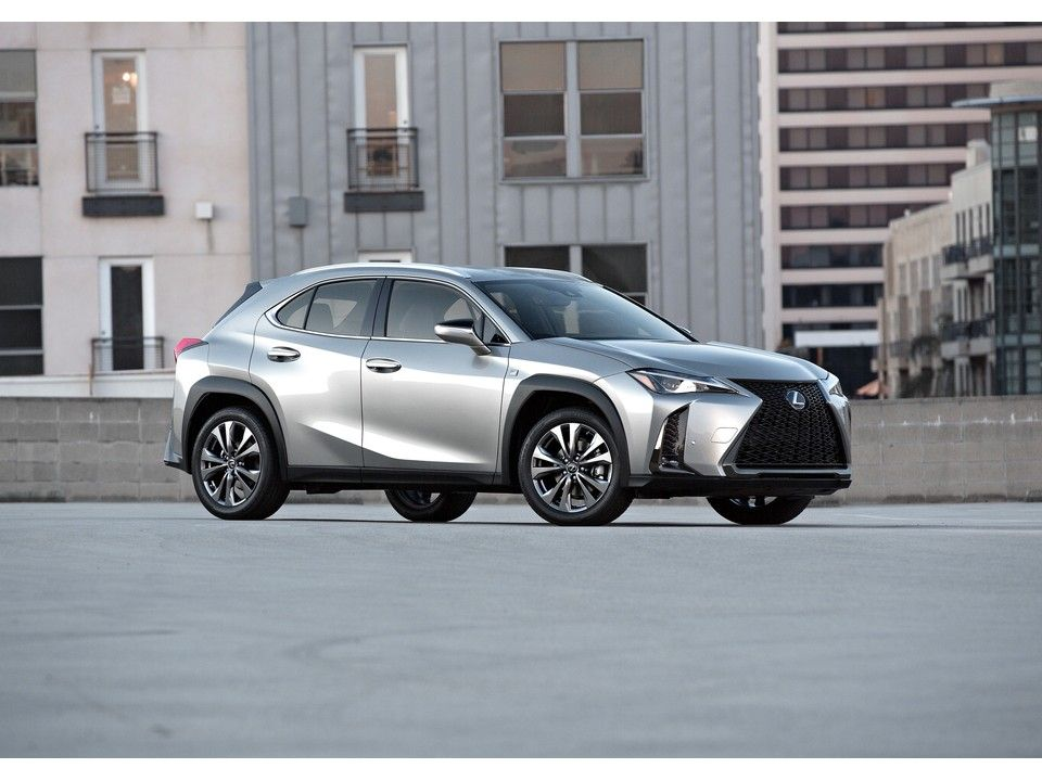 Lexus Ux Prices Reviews And Pictures U S News World Report