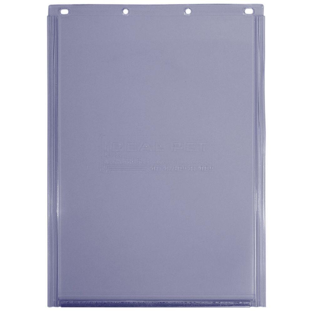 Ideal Pet 10 5 In X 15 In Extra Large Replacement Flap For Original Frame Door Old Style With Images Pet Door Replace Door Dog Door