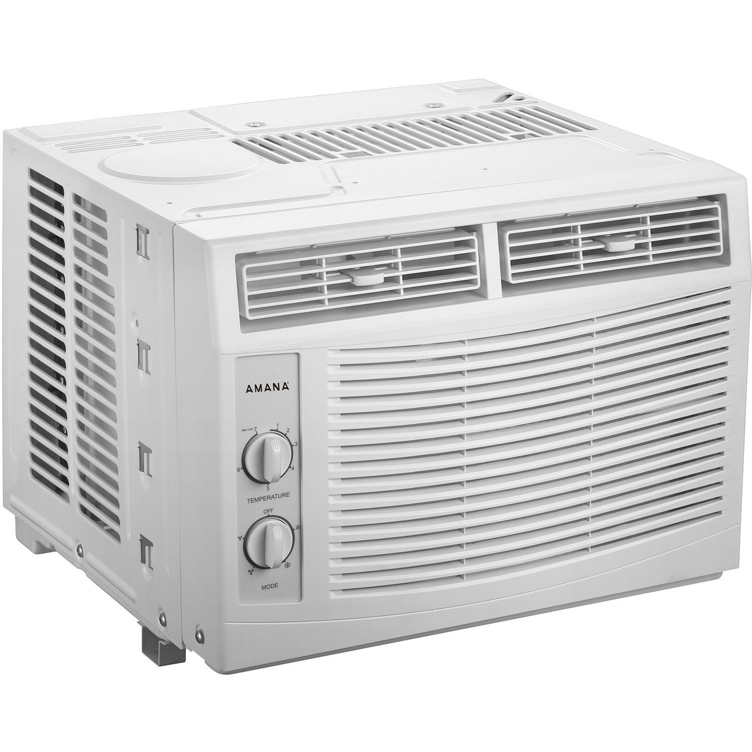 Amana 5000 Btu 115V WindowMounted Air Conditioner with