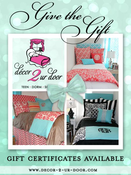 Design Your Own Dorm Room: Perfect High School Graduation Gift. Best Graduation Gift