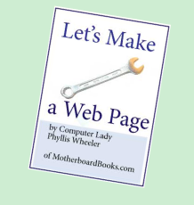 Let's Make a Web Page - Review
