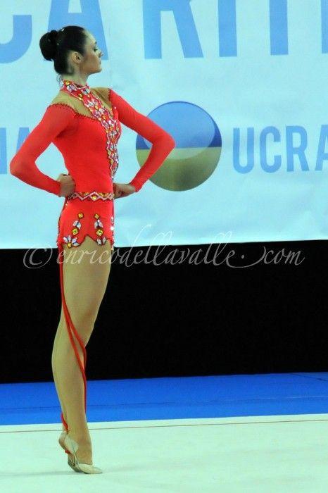 Anna Bessonova, Ukraine