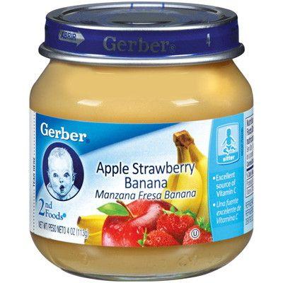 Gerber Baby Food Jar Coupons
