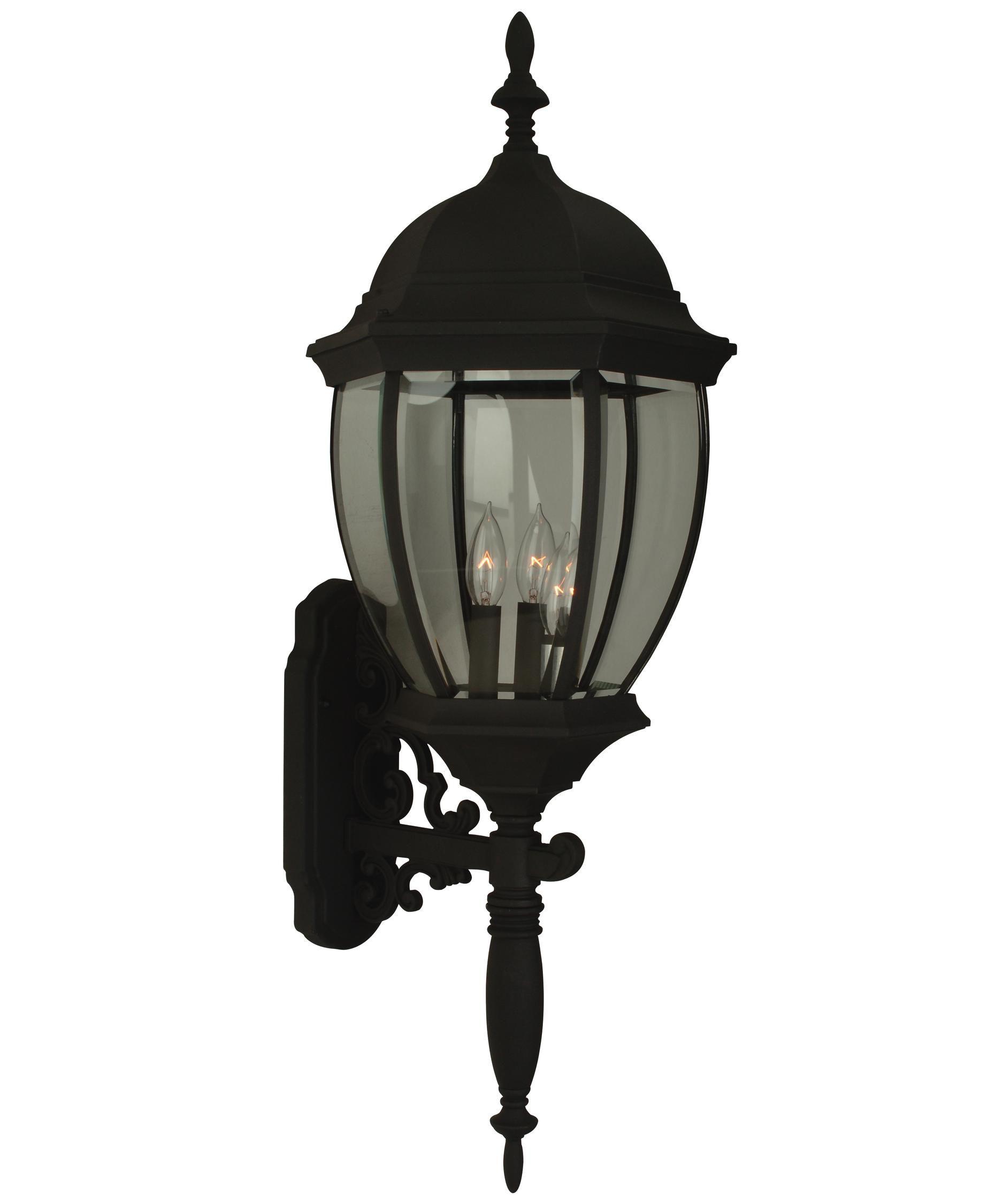 Craftmade z bent glass light outdoor wall light hoa belle