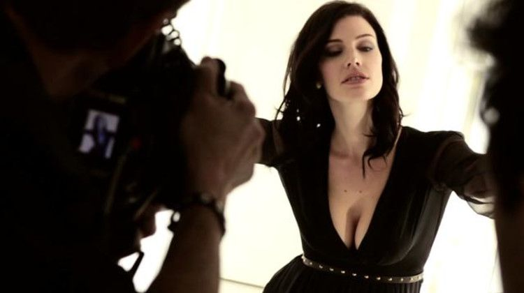 Mad Men's Megan, a Sultry Jessica Paré on video.vanityfair.com