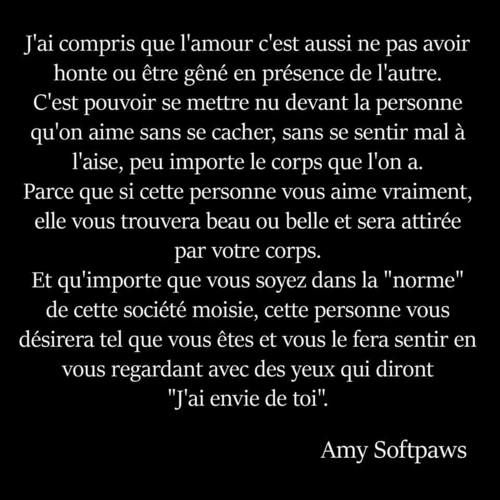 Texte Damour Amy Softpaws Amy Love We Heart It