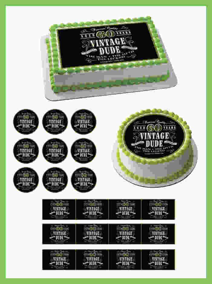 Edible Prints On Cake