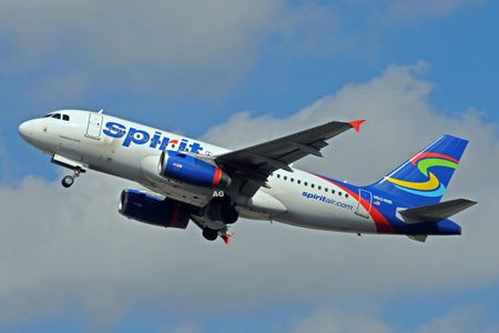 Spirit Airlines Announced That It Will Be Offering Seasonal Non Stop Service To Myrtle