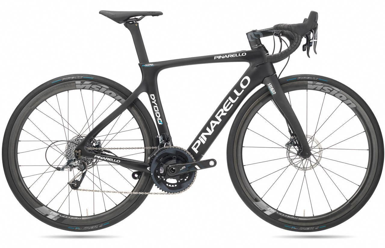 Pinarello Dyodo E Road Bike Black Glory Cycles