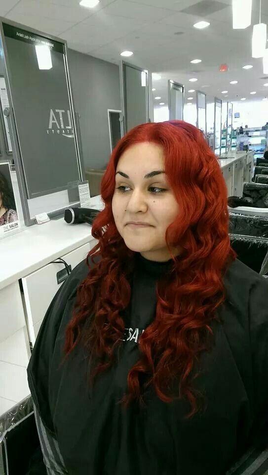 Mermaid hair.  Robin Brown