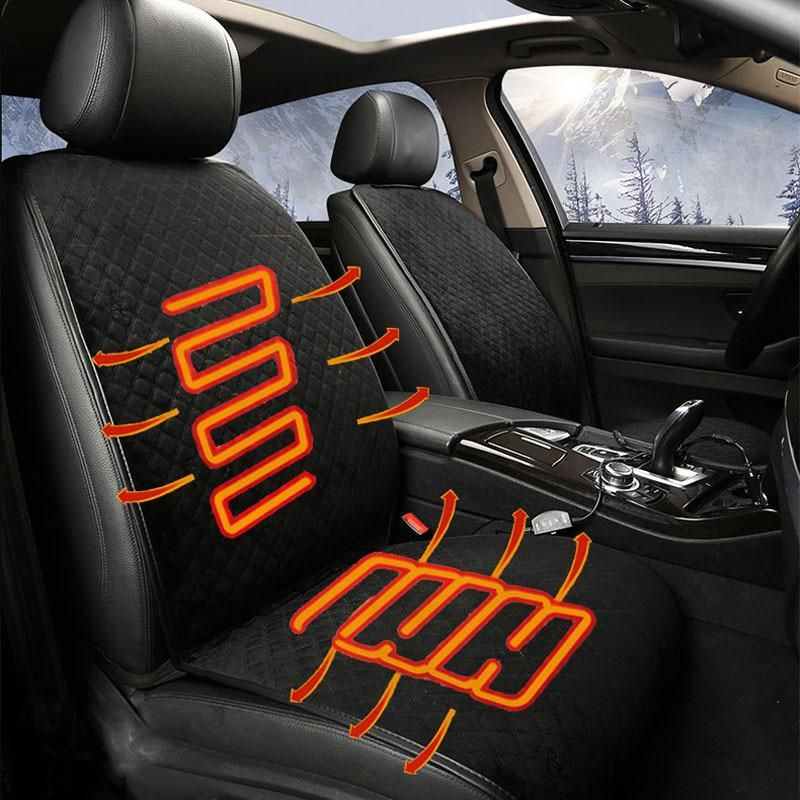 Heating Car Seat Cover Auto Accessories For Bmw 1 Series E81 E82