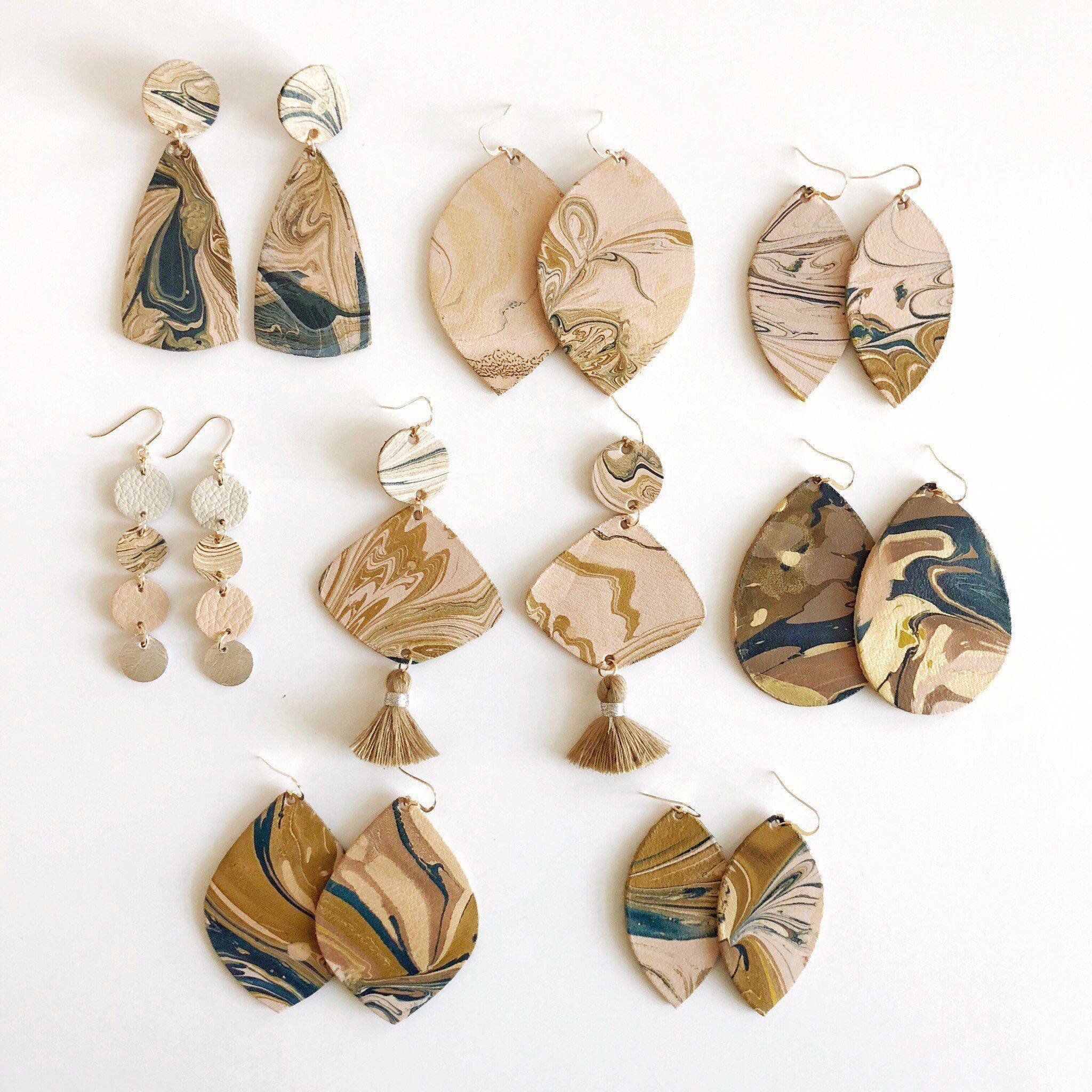Earcuffwrapjewelry in 2020 polymer clay jewelry diy