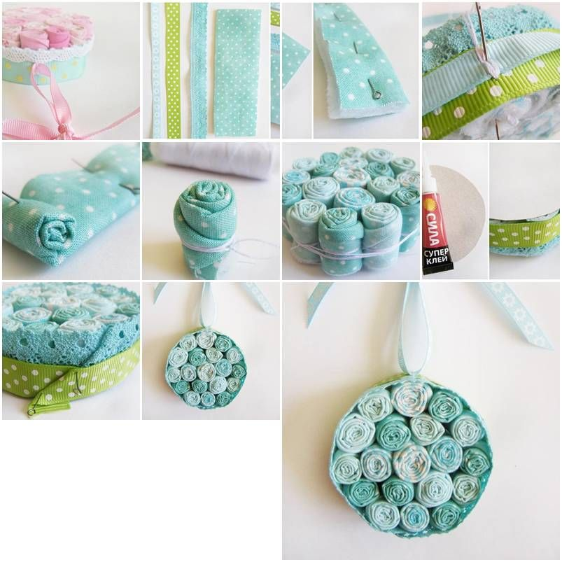 How to make cloth flower pendant step by step diy tutorial how to make cloth flower pendant step by step diy tutorial instructions how to solutioingenieria Choice Image