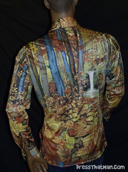 6eb052102f47 Rare vintage mens Nik Nik shirt from the 1970 s - do it at the disco in  TRUE style of the 70 s!
