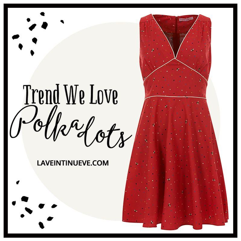 7ba107138f dress  red  retro  laveintinueve  boutique  barcelona