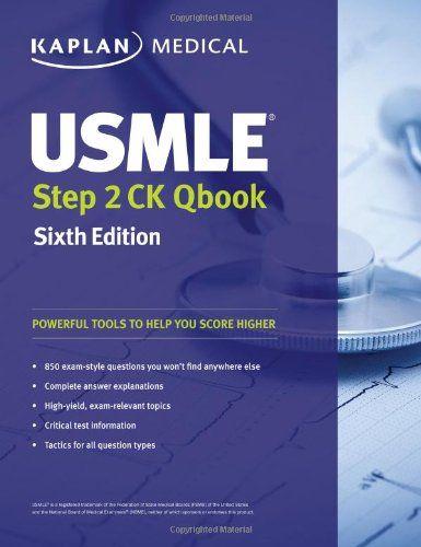 Usmle Step 2 Ck Qbook Usmle Prep Prep Book Usmle Step 2 Ck Political Books