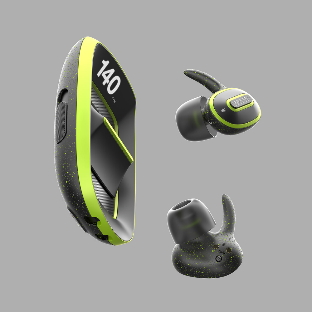 Tempo // Sport Metronome Concept on Behance Wearable