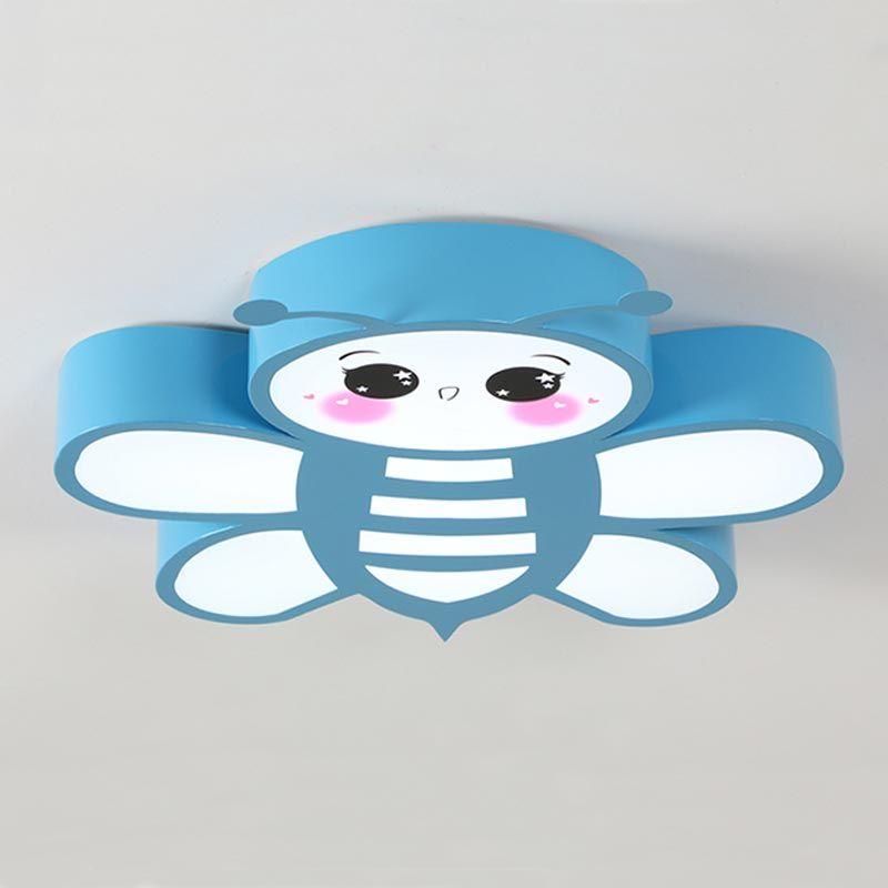 Enfants Lampe Bébé Chambre Lustre de plafond éclairage SNOOPY PEANUTS Motif
