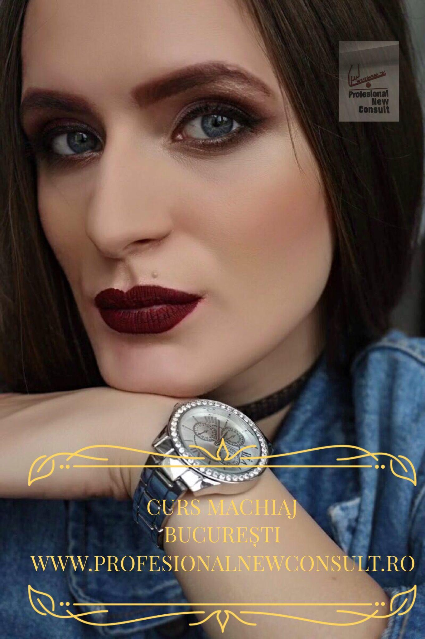 Curs Makeup București Lucrările Cursanților Pentru