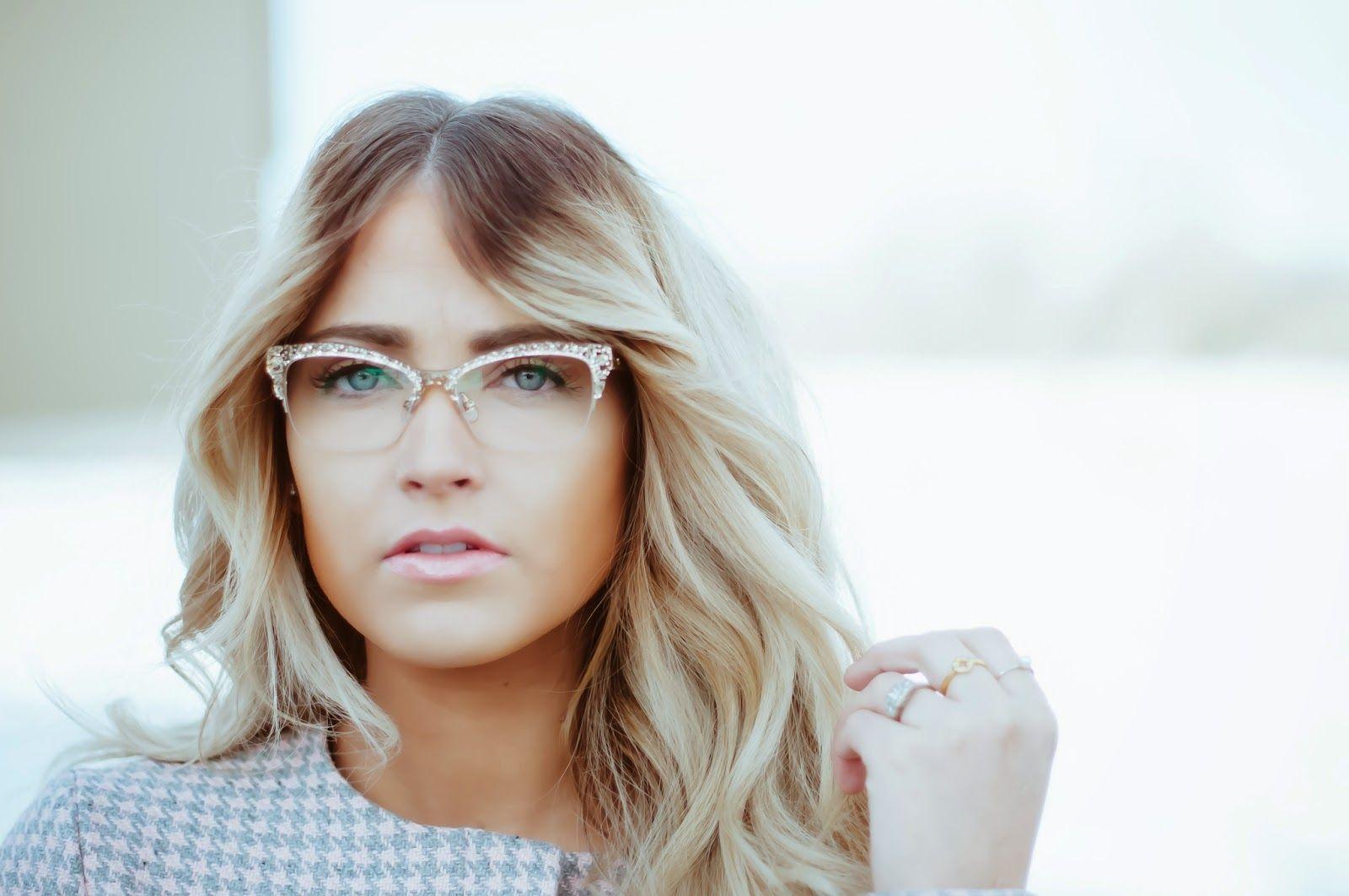 11229b82e58 Win free Kate Spade New York Lyssa glasses featured on Cara Loren! http
