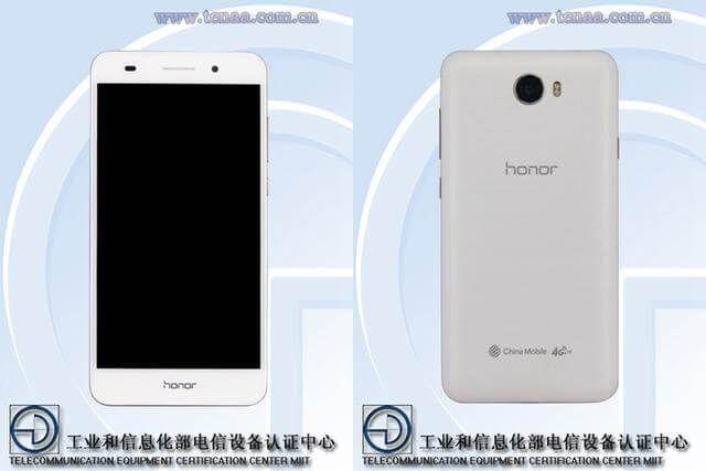 Honor 5A und Honor 5A Plus bei der TENAA aufgetaucht