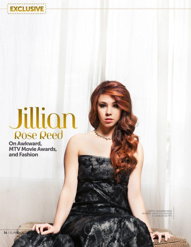 Jillian Rose Reed Glamaholic Magazine Exclusive Summer Issue 2012