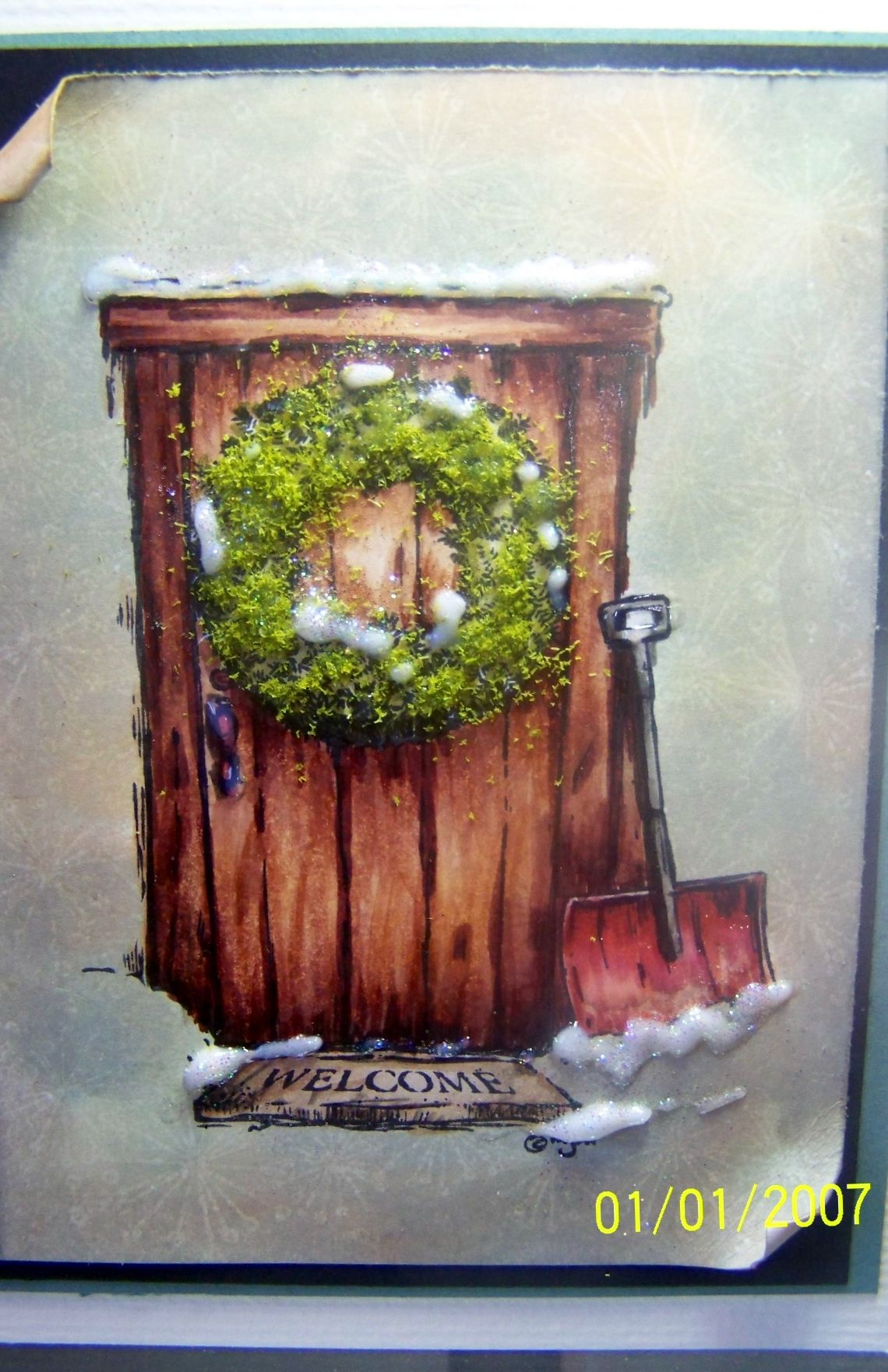 Scrapbook ideas christmas card - Scrapbook Ideas Christmas Card 16