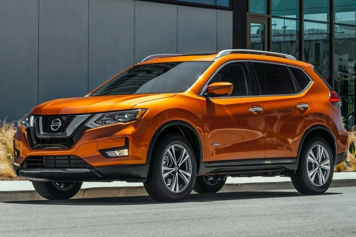 2019 Nissan Rogue Hybrid Interior, Exterior and Review