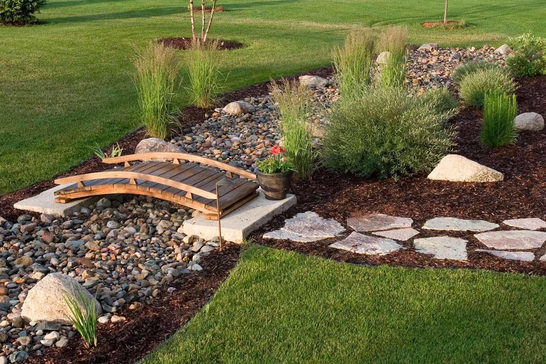 decorative ideas for backyard drainage - Google Search ...