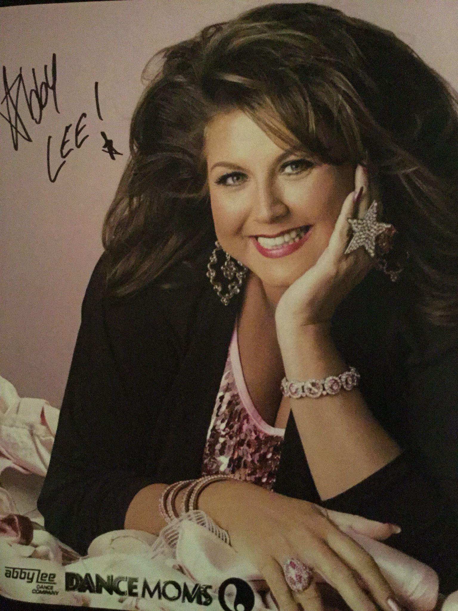 Abby lee dance moms autograph dance moms meet and greet abby lee dance moms autograph kristyandbryce Choice Image