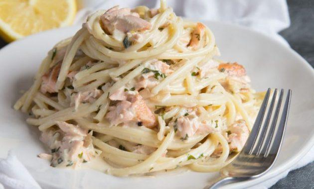 Easy Pasta Recipes Creamy Resep