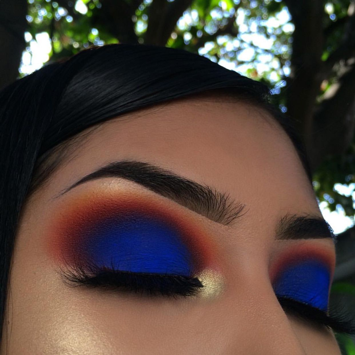 Pin by 🤠🇲🇽 on Makeup Makeup pictures, Eyeshadow makeup