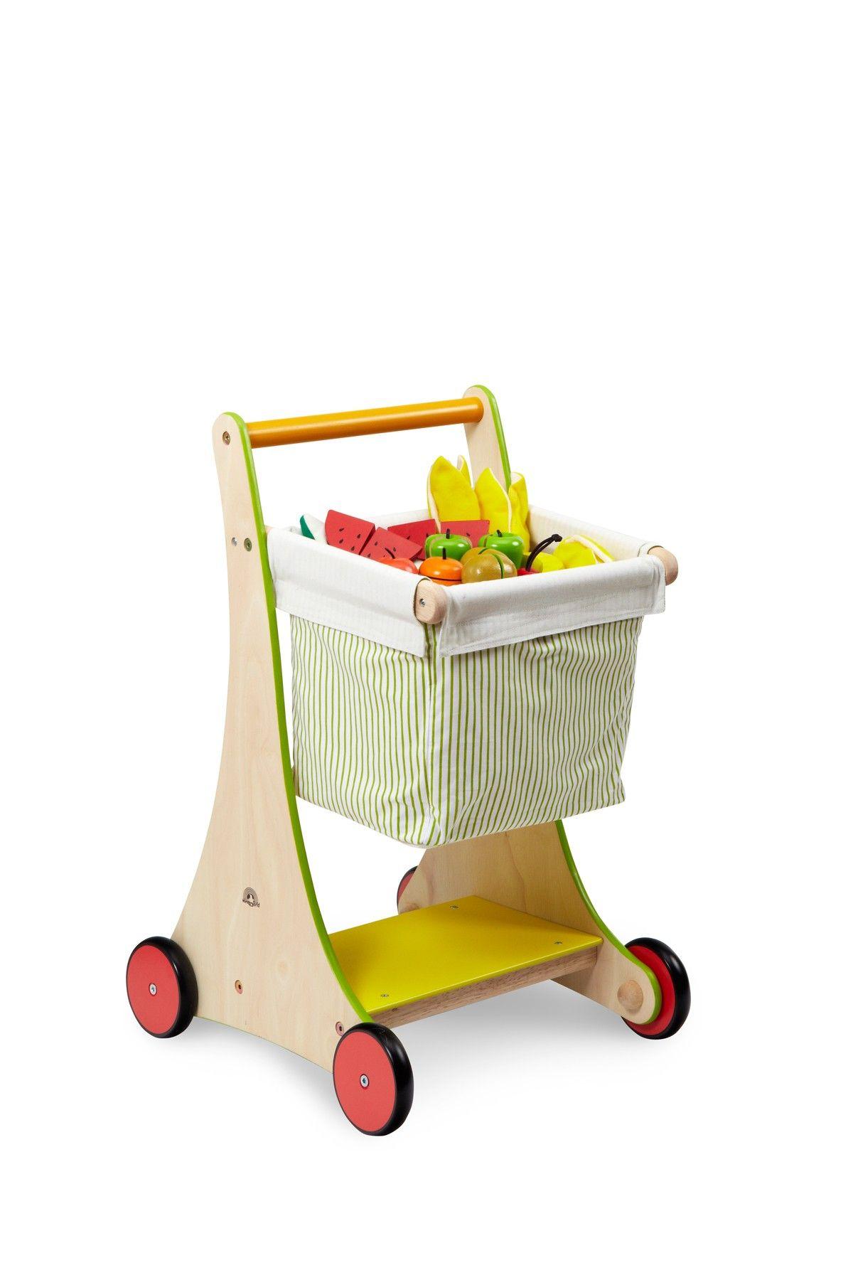 wonderworld wonder shopping cart toys toys toy kitchen kids toys. Black Bedroom Furniture Sets. Home Design Ideas