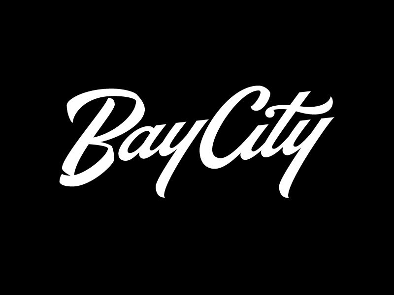 Bay City Logotype by Neil Secretario