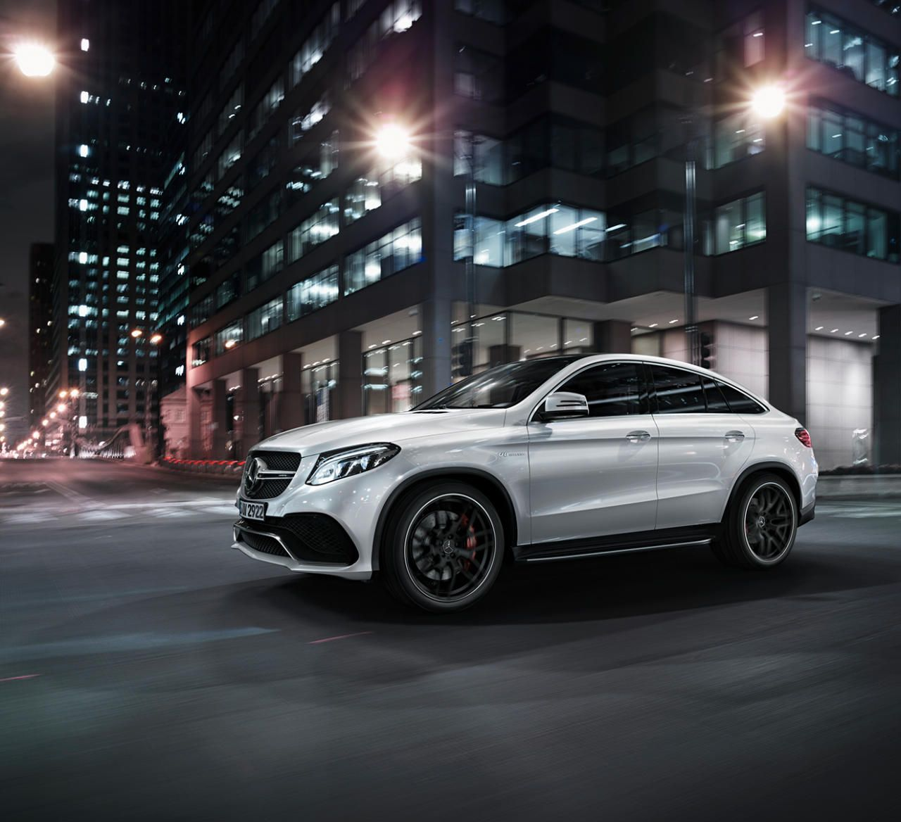 The New Mercedes-AMG GLE 63 Coupé. (With Images)