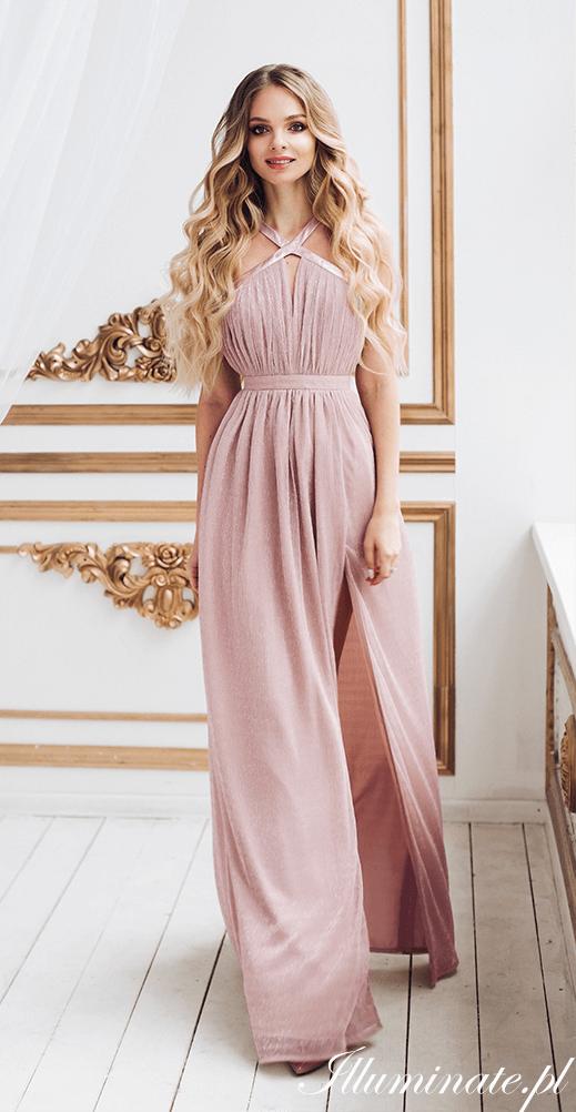 e9f959e8e5 Długa sukienka na druhny INGI  3  sukienka  sukienkadladruhny  druhna   druhny  wesele  ślub  bride  bridesmaid  bridesmaiddress