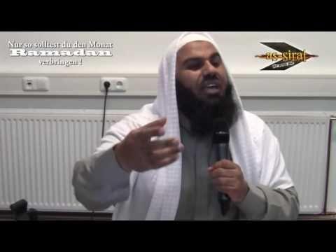 Wie merke ich, dass ich Allah liebe? - Ahmad Abul Baraa - YouTube