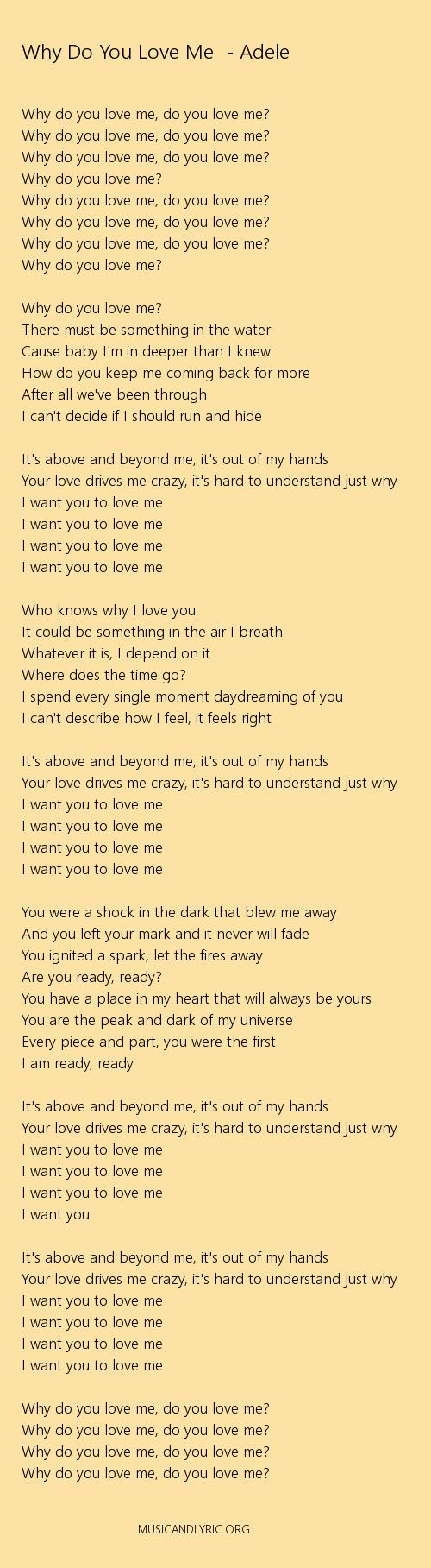Music Lyrics Pdf