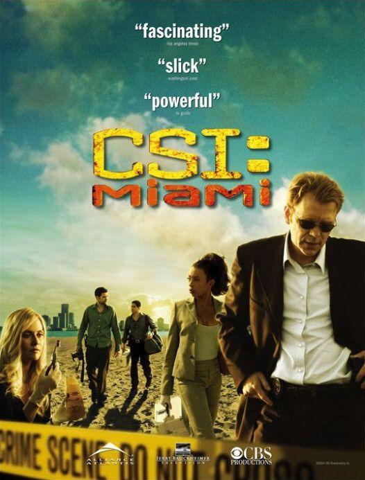 Csi Miami My Shiizzzzzzzzzz Tv Series David Caruso Great
